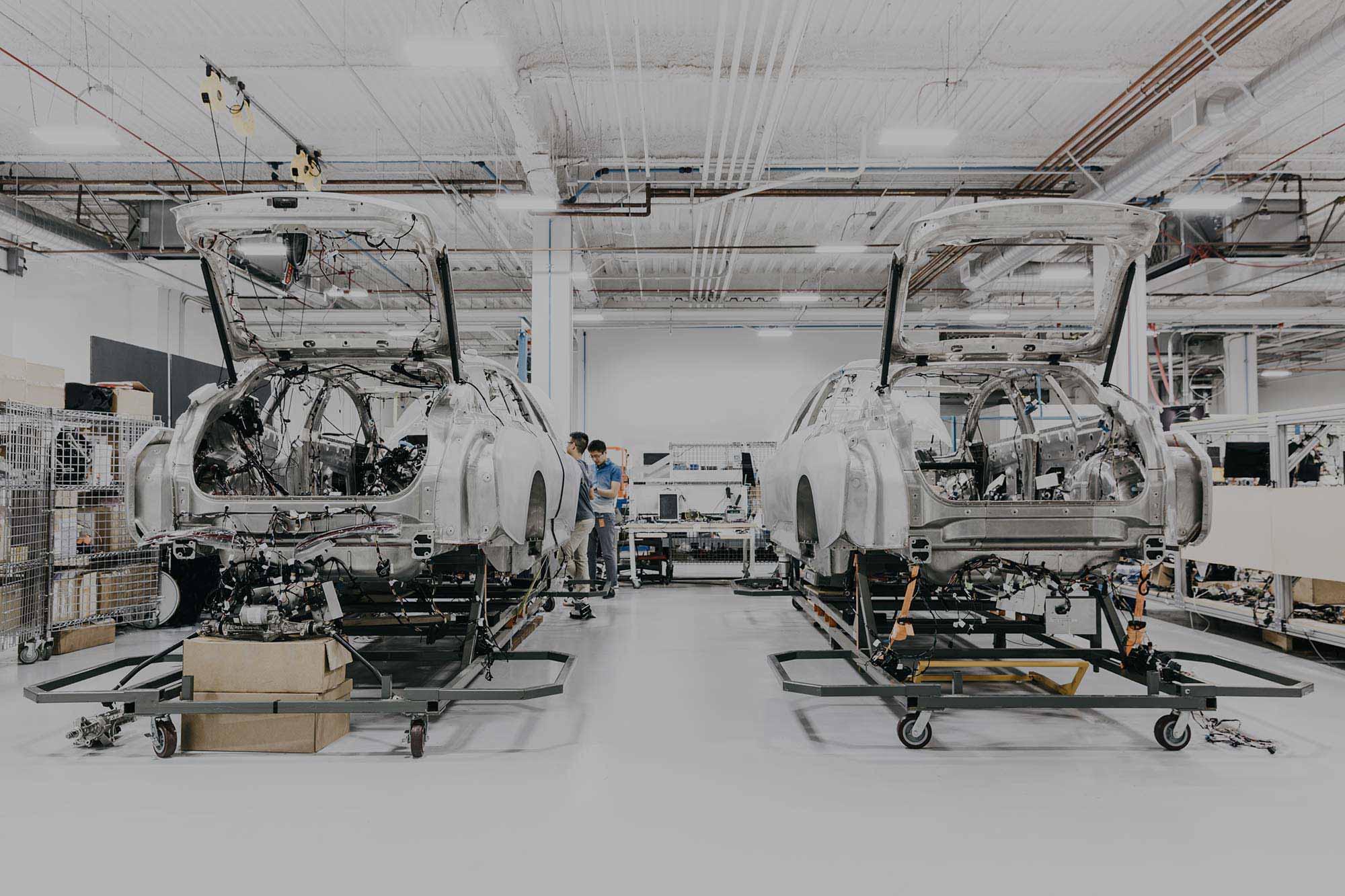 Behind The Scenes  Inside Faraday Future U2019s Lab Car Test Facility
