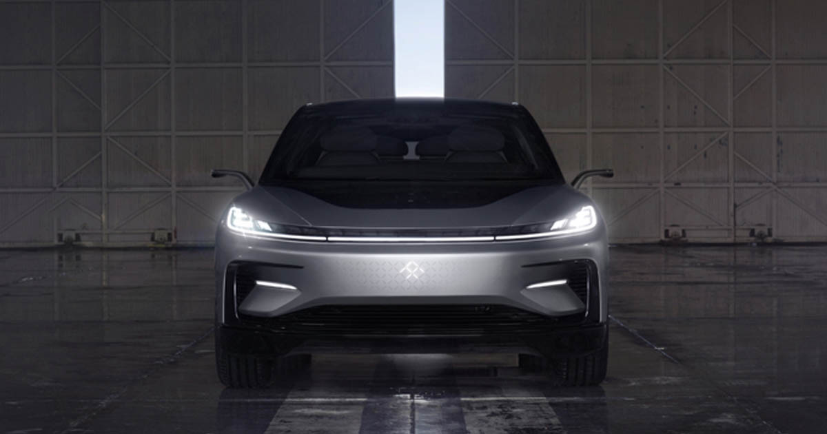 Experience A New Species Faraday Future